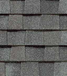 Colonial slate shingle color