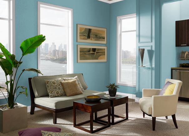 Voyage Livingroom